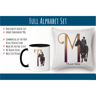 Silhouette Studio US Letter Mug Design & Layout Template