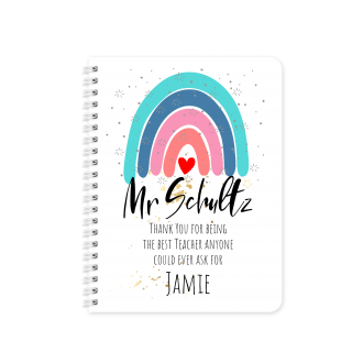 Best Teacher Planner & Notebook Cover - Sublimation & Print Ready