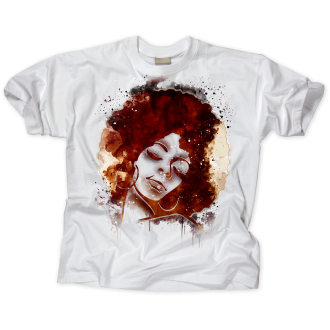 Afro Queen Multi Use Design - Sublimation Version