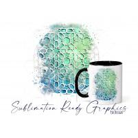 Eid al-Fitr Celebration Design Multi Use Design - Ceramic Mug...