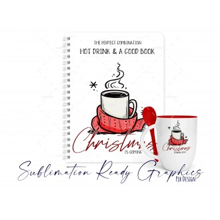 Christmas Planner & Mug Design Pack Sublimation Design